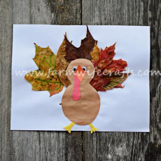 Leafy Turkey
