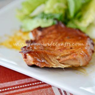Pork Chop Delight
