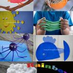 7 Rainbow Crafts