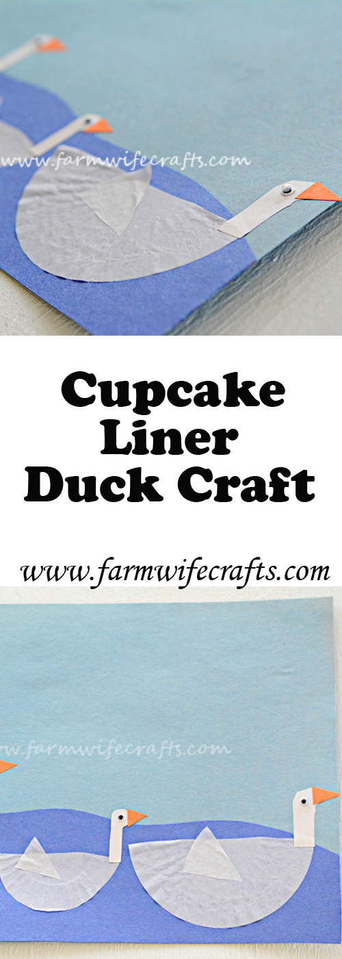 a fun homeschool lesson on ducks to help bring ag into the home.