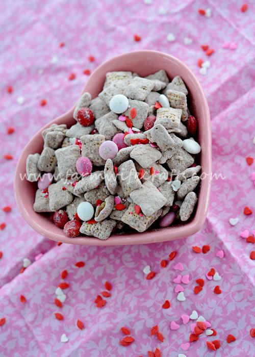 Valentineu0027s Day Puppy Chow