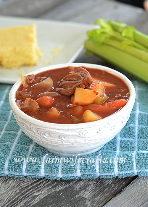 Are you looking for a comfort food type recipe that is easy to make? This Slow Cooker Beef Stew is just what you need in your life!!