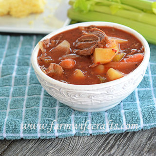 Slow Cooker Beef Stew…A Family Recipe