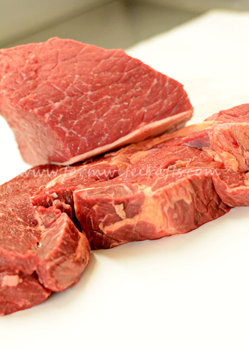Ever find yourself puzzled at the store wondering what you can make with each cut of meat? This post explains it all.