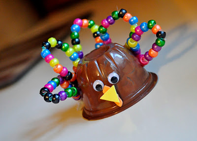 Get your kids ready for Thanksgiving by sharing these fun crafts and turkey facts with them