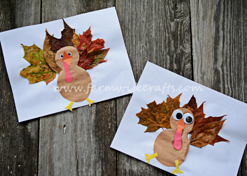 I've rounded up 5 fun turkey crafts to help you get in the Thanksgiving spirit with your kids.