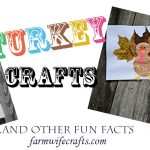 5 Fun Turkey Crafts and Other Fun Facts