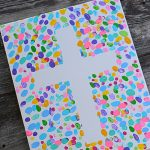 Easter Fingerprint Canvas