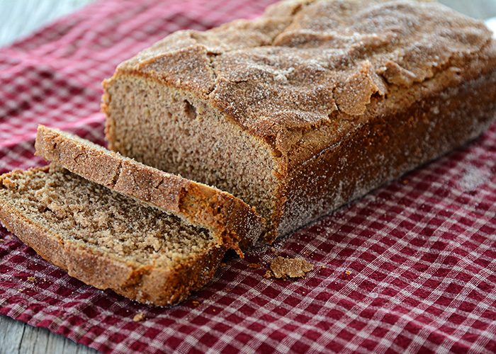 Does your family love banana bread? Add a new twist on the traditional banana bread with this Snickerdoodle Banana Brad recipe.