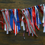 Red, White, & Blue Bunting