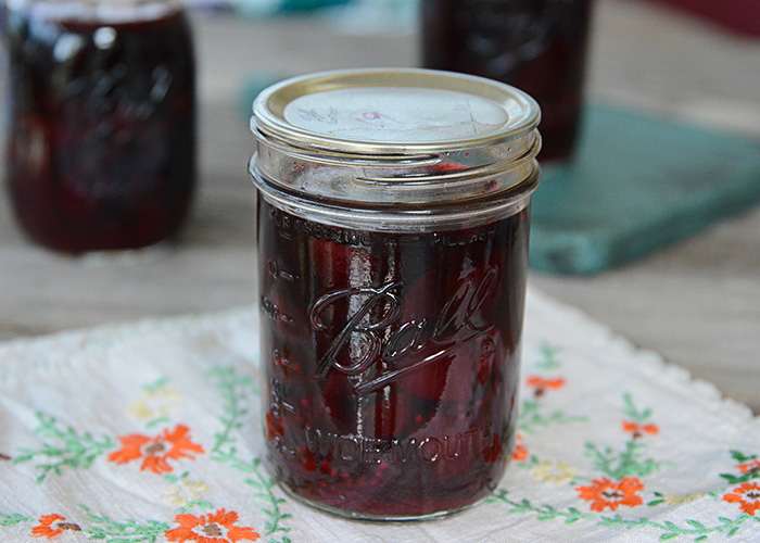 This seems to be the year that people are growing a garden that haven't had one in the past. Maybe some of you are trying new garden veggies and are wondering what you can do with all that glorious goodness that your garden is producing. I'm sharing one of our family's favorite garden recipes with you...pickled beets. Wondering how to can pickled beets? Don't worry, I'll explain and you'll be surprised at how easy it is!