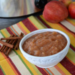 Easy Crockpot Applesauce