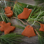 DIY Cinnamon Christmas Ornaments