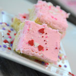 Fluffy Sugar Cookie Bars