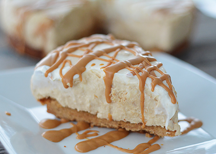 Do you love cheesecake? If so, then you have to try this recipe for Peanut Butter Cheesecake.